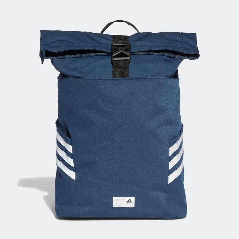 Adidas Classic Roll-Top Rucksack für 28€ inkl. Versand (statt 40€)