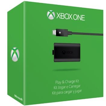 Microsoft Xbox One Play & Charge Kit für 19,98€ inkl. Versand (statt 24€)