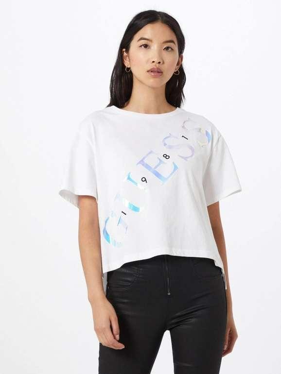 Guess Damen T-Shirt Sybella in 2 Farben für je 15,73€ inkl. Versand (statt 25€)