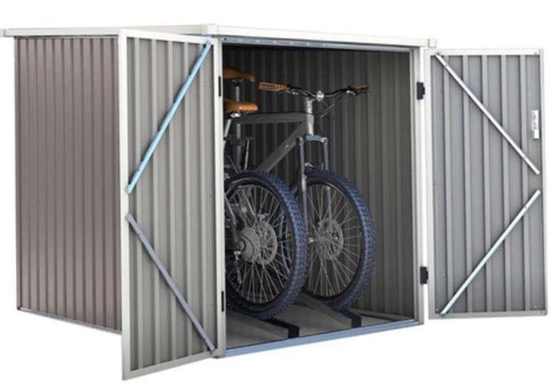 Preisfehler? Dallas Bike Fahrradunterstand (2,8 m²) für 89€ inkl. Versand (statt 389€)