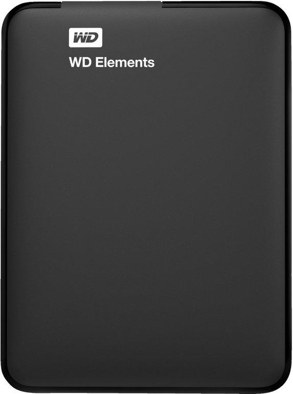 WD Elements Portable 1,5TB Festplatte ab 49,50€ inkl. Versand