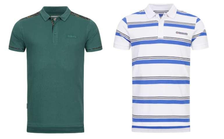 Lambretta Pique Style Poloshirts (vers. Modelle) für 17,94€inkl. Versand (statt 30€)