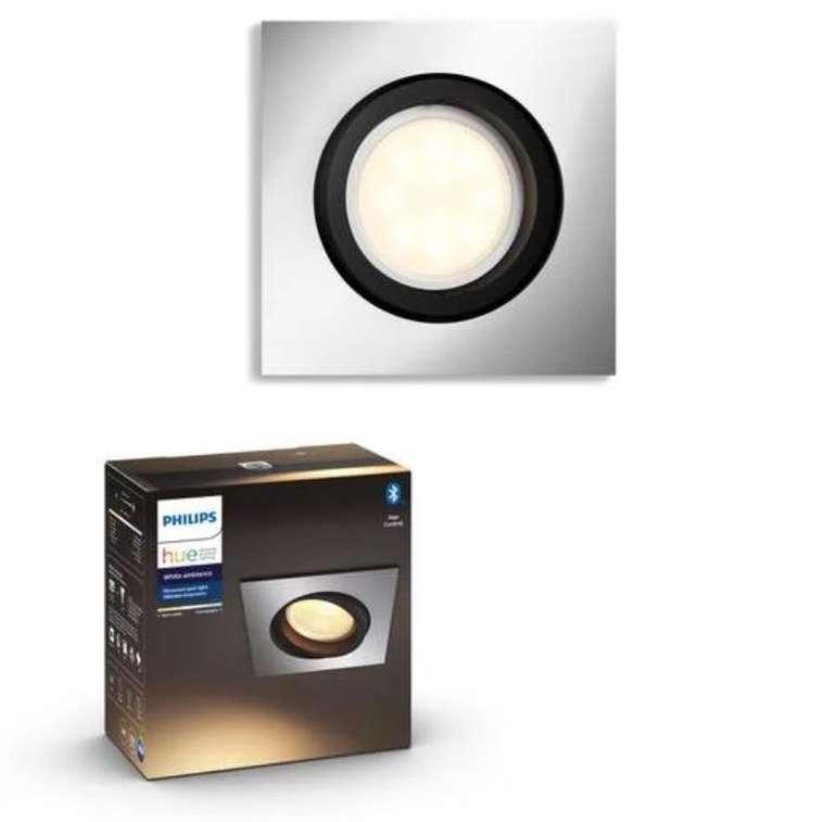 Philips Hue Milliskin White Ambiance Einbauspot (Bluetooth) für 28,50€ inkl. Versand (statt 36€)