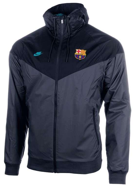 Nike FC Barcelona Windrunner - Authentic Woven Webjacke für 54,95€ inkl. Versand (statt 63€)