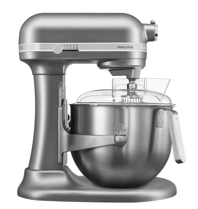 KitchenAid 5KSM7591XESL Küchenmaschine mit 6,9 Liter Volumen in Silber für 559€ inkl. Versand (statt 642€)