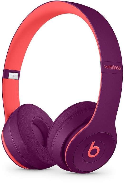 Beats by Dr. Dre Solo3 Wireless On-Ear-Kopfhörer in Pop Magenta für 124,99€ inkl. Versand (statt 170€)