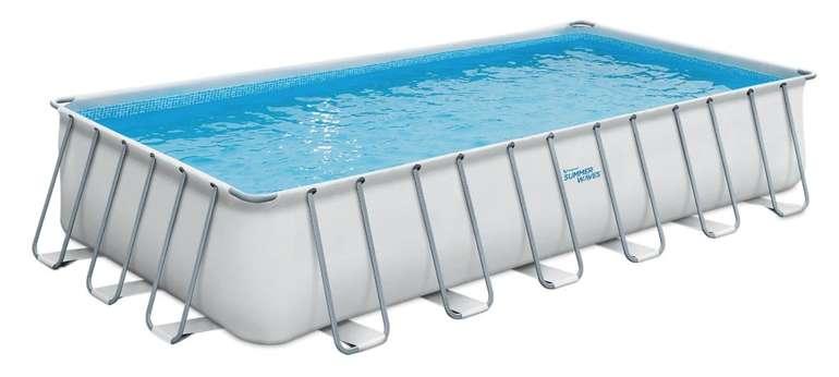 SummerWave Elite Pool (732 x 366 x 132 cm) für 969,99€ inkl. Versand (statt 1.437€)