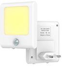 2x Steckdosen mit LED Nachtlicht & Bewegungssensor ab 7€ inkl. Prime Versand