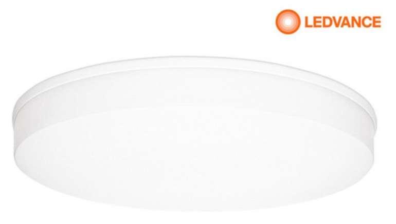 Ledvance ZB Ceiling Smart+ LED Wand- und Deckenleuchte (Ø 33 cm, 23 W, 1800 lm) für 45,90€ (statt 64€)