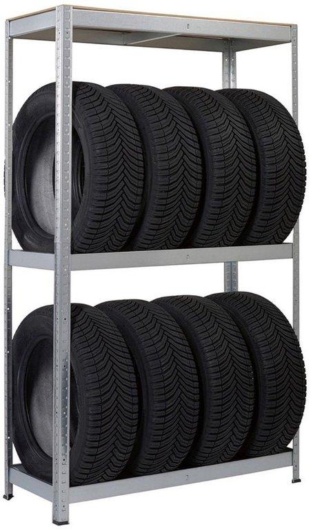 Reifenregal für 8 Reifen nur 22,99€ inkl. Versand