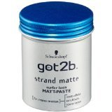 6er Pack got2b Strand Matte Matt-Paste (6x 100 ml) ab 12,40€