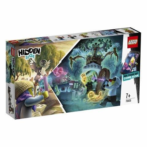 Lego Hidden Side - Geheimnisvoller Friedhof (70420) für 17,39€ inkl. VSK (statt 20€)