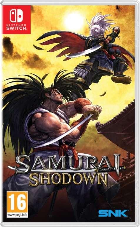 Samurai Shodown (Switch) für 24€ inkl. Versand (statt 29€)
