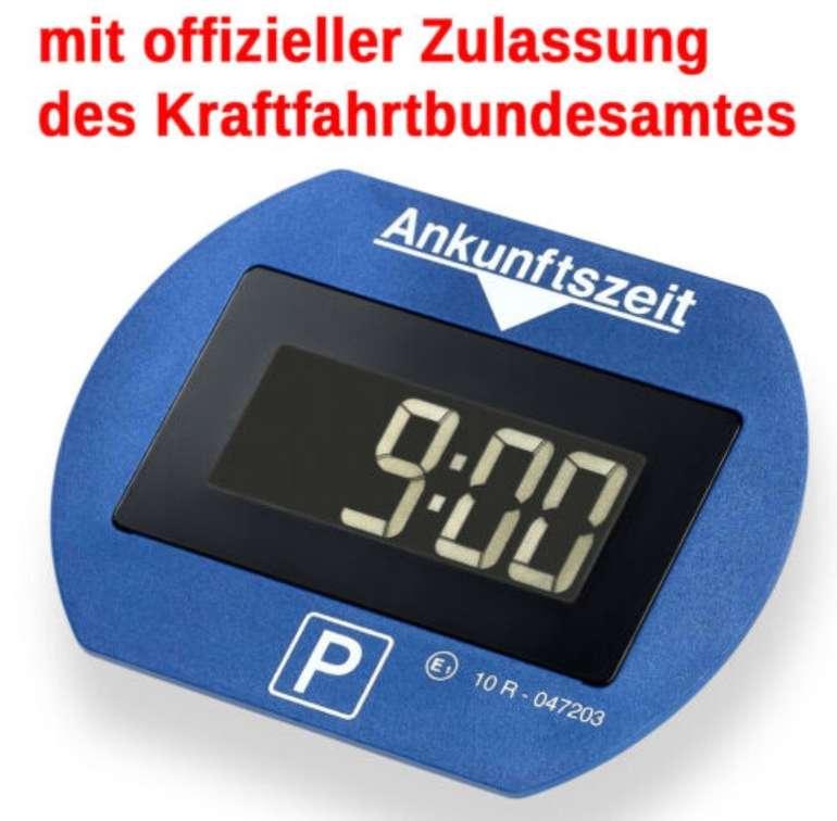 NeedIt Park Lite Elektronische Parkscheibe mit Zulassung für 21,06€ inkl. Versand (statt 24€)