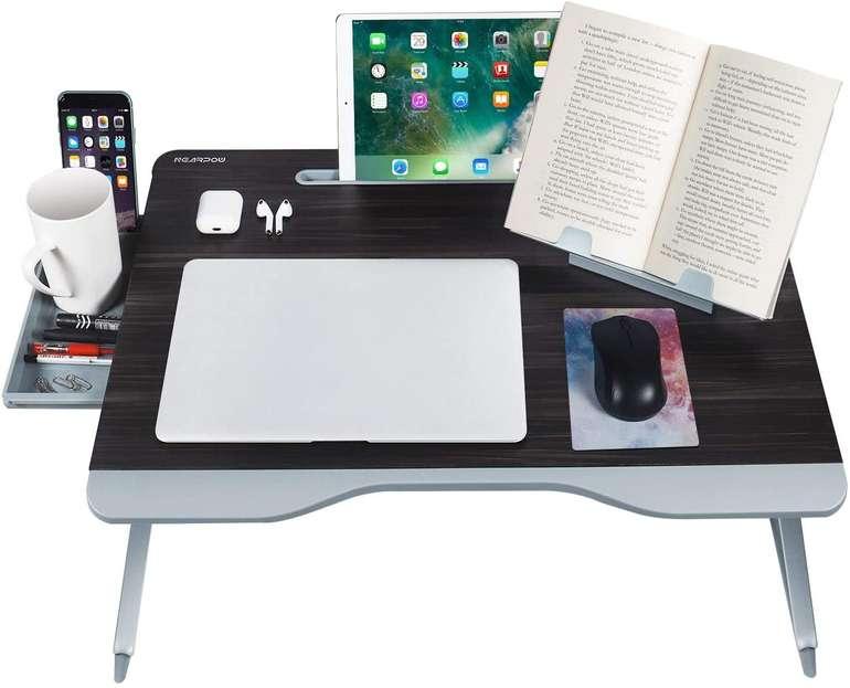 Nearpow Laptoptisch mit Schublade für 35,74€ inkl. Versand (statt 55€)