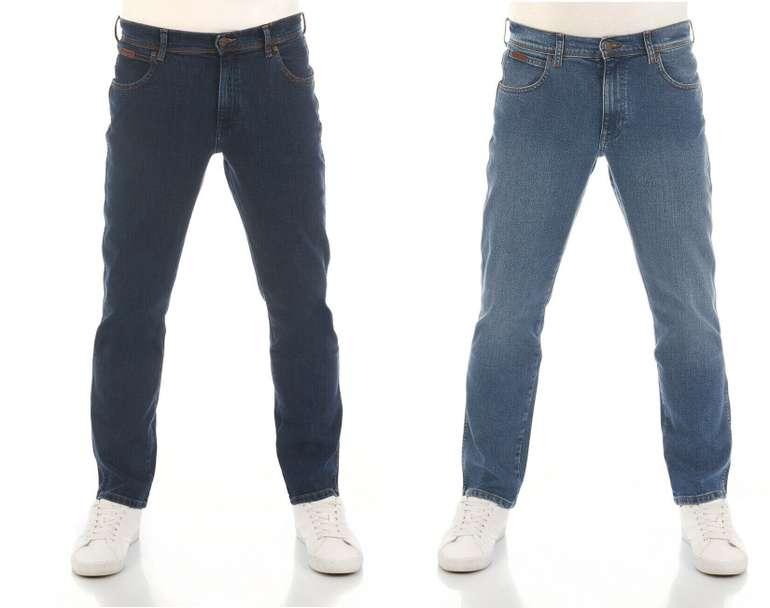 Wrangler Herren Jeans Texas Slim Fit Stretch Jeanshose für 49,95€ inkl. Versand (statt 70€)
