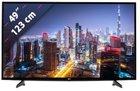 LG 49LH570V - 49 Zoll Full-HD Smart TV mit Triple Tuner für 388€