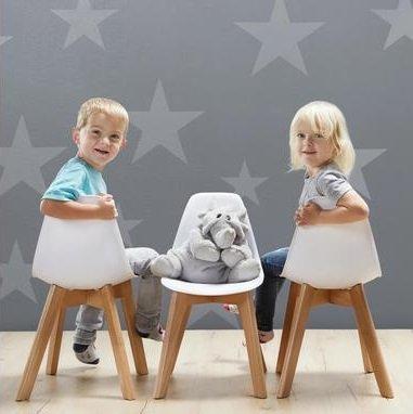 Bessagi Kids - Kinderstuhl Tibby in 3 Farben für je 10,43€ inkl. VSK