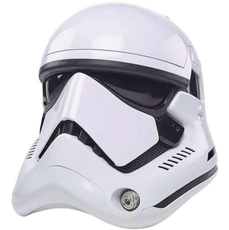 Hasbro Star Wars The Black Series First Order Stormtrooper Elektronischer Helm für 83,95€ (statt 124€)