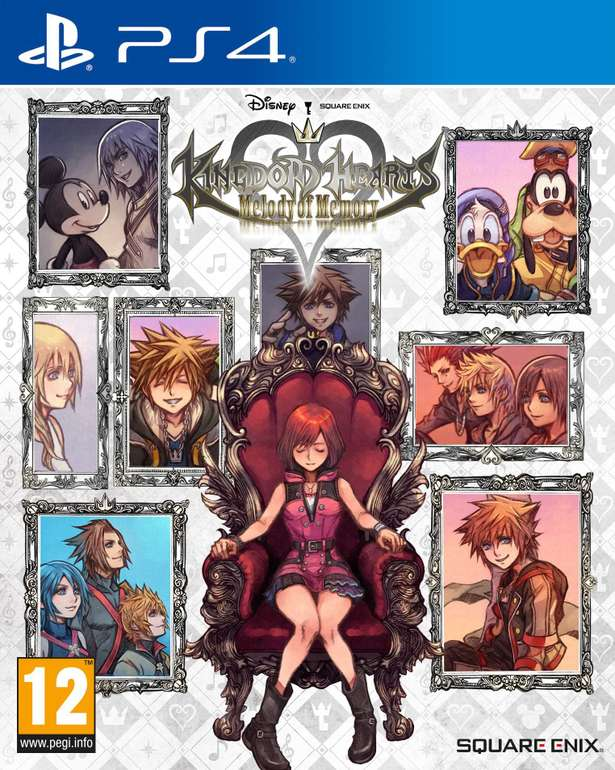 Kingdom Hearts Melody of Memory (PS4) für 23,50€inkl. Versand (statt 30€)