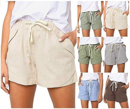 Onsoyours Damen Sommer Shorts für 10,18€ inkl. VSK