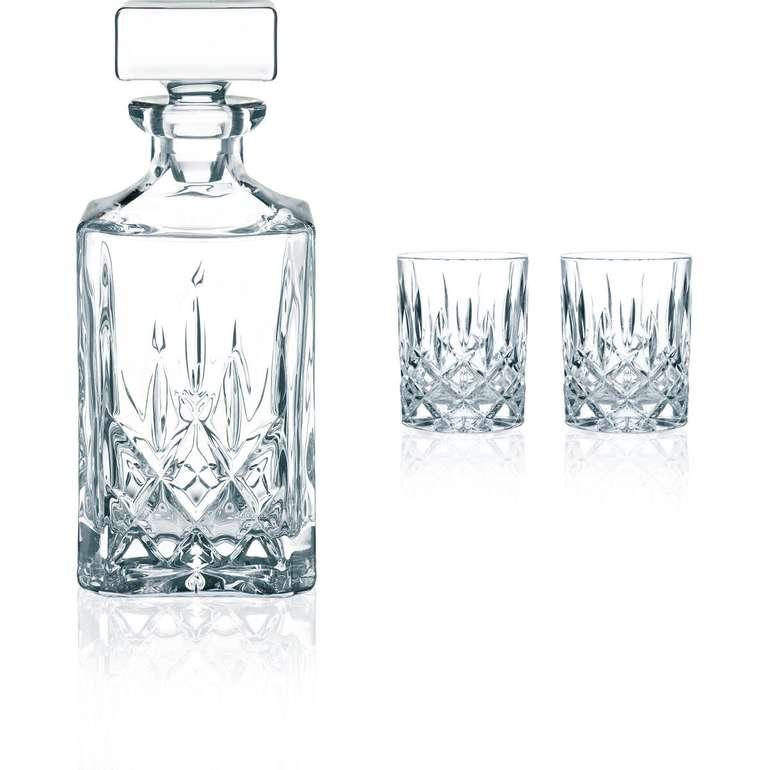 "Nachtmann Whisky-Set ""Noblesse"" 3-teilig + 4 Gläser für 51,94€ inkl. Versand (statt 68€) - Newsletter"