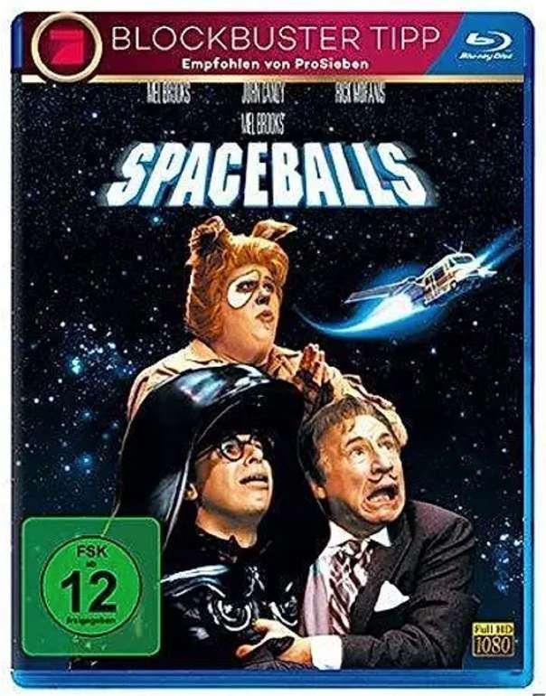 Spaceballs (Blu-ray) für 6,99€ inkl. Versand (statt 9€)