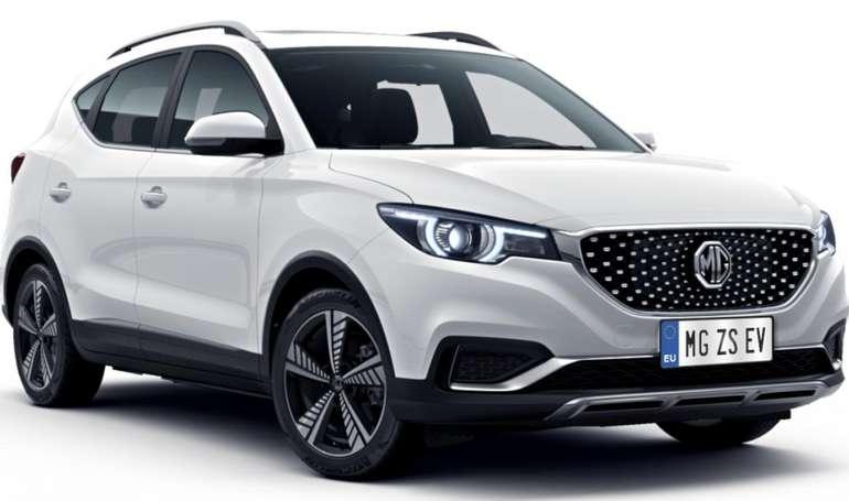 Privatleasing: MG ZS EV Luxury mit 143 PS für 139,05€mtl. (BAFA, LF: 0.41, keine Überführungskosten)