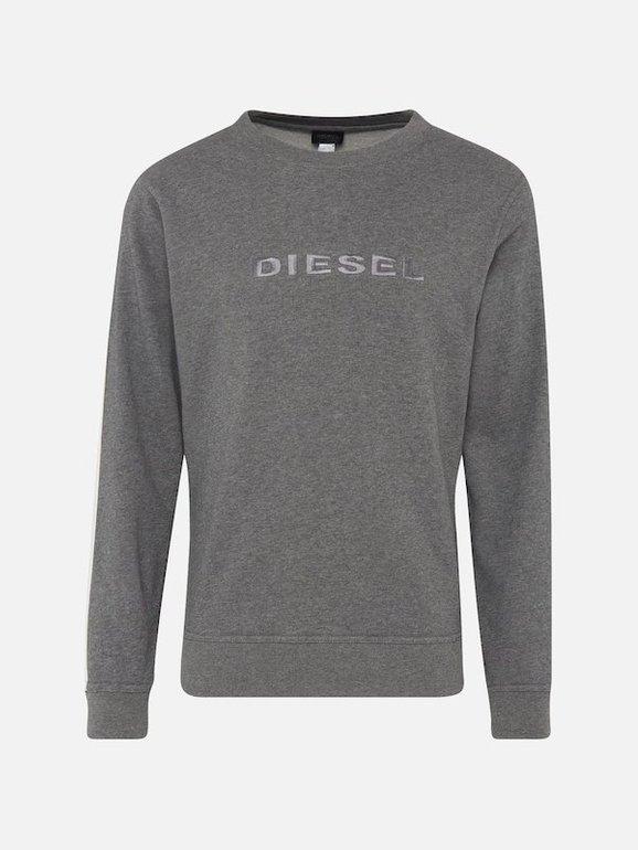 Diesel Sweatshirt 'Umlt-Willy' in graumeliert für 24,25€ inkl. Versand (statt 43€)