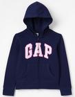 GAP Girls Acitve Logo - Mädchen Sweatjacke für 16,15€ inkl. Versand (statt 27€)