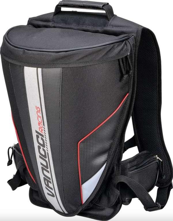 Vanucci Motorrad-Rucksack mit 18 Liter Volumen für 34,98€ inkl. Versand (statt 70€)