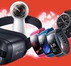 25% Rabatt auf alle Samsung Gear Produkte - z.B. Gear Fit 2 Tracker 119,25€