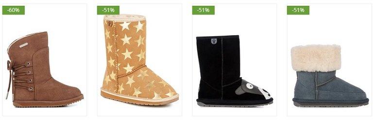 EMU Kinder Winter-Boots im Sale