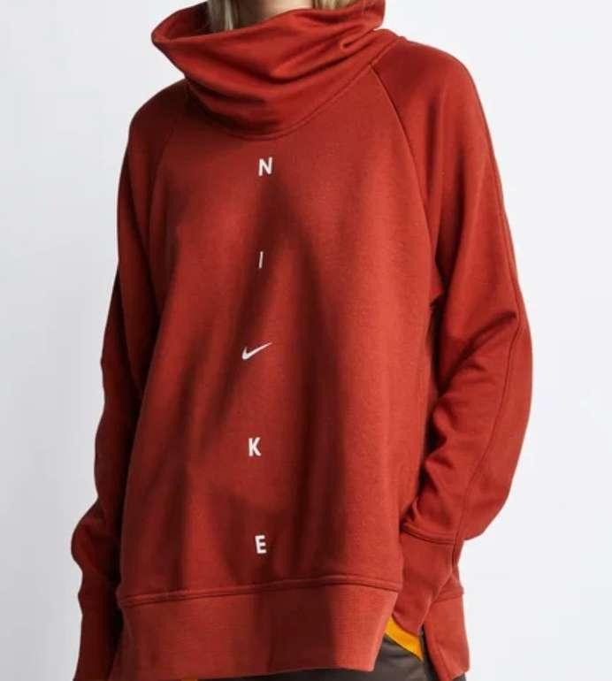 Nike Gfx Fleece Damen Sweatshirt für 29,99€ inkl. Versand (statt 35€)