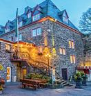 3 Tage zu zweit: 4* Romantik Hotel Schloss Rheinfels + Halbpension für 419,99€