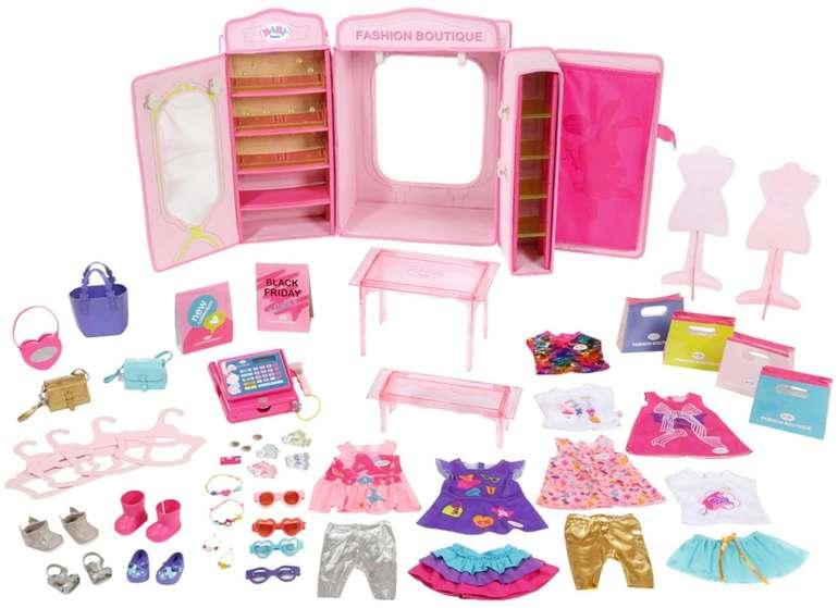 Baby Born Puppenzubehör Boutique Fashion Shop für 87,99€ (statt 105€)