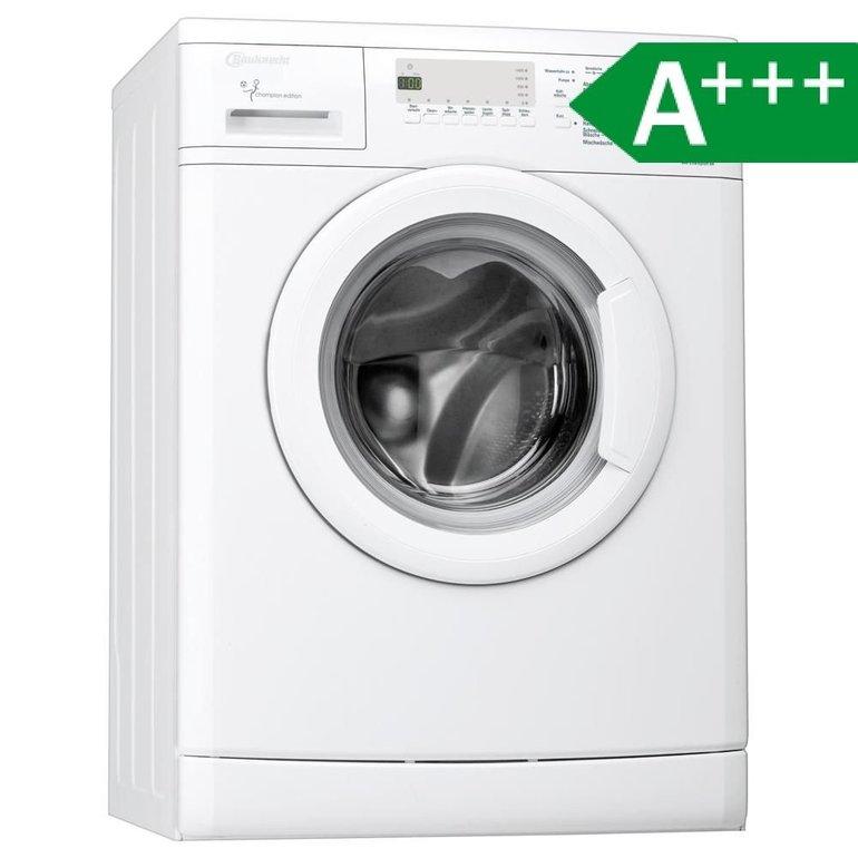 Bauknecht WA Champion 64 Waschmaschine mit 6kg und EEK A+++ nur 215,10€
