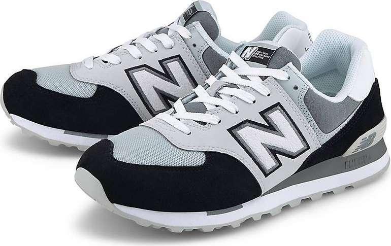 New Balance 574 Herren Retro-Sneaker in Grau für 55,98€ inkl. Versand (statt 70€)
