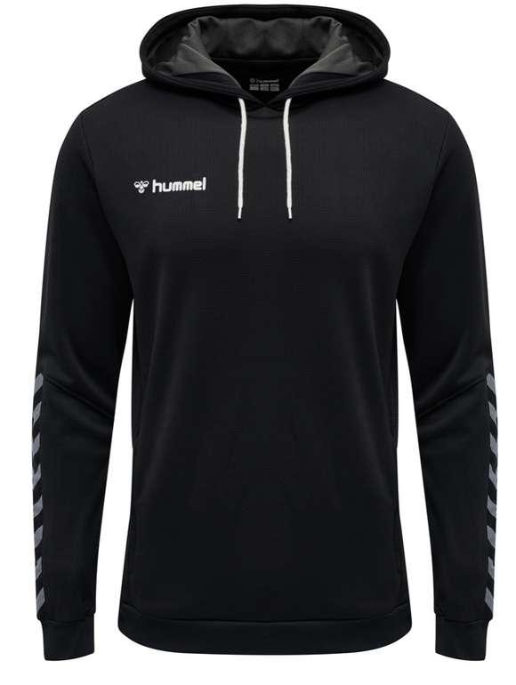 Hummel Authentic Herren Hoodie in schwarz oder grau für 17,94€inkl. Versand (statt 26€)