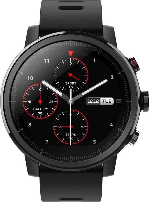 """Amazfit Stratos Smartwatch (195 mm, 1,34"""" Display) für 99€ inkl. Versand (statt 146€)"""