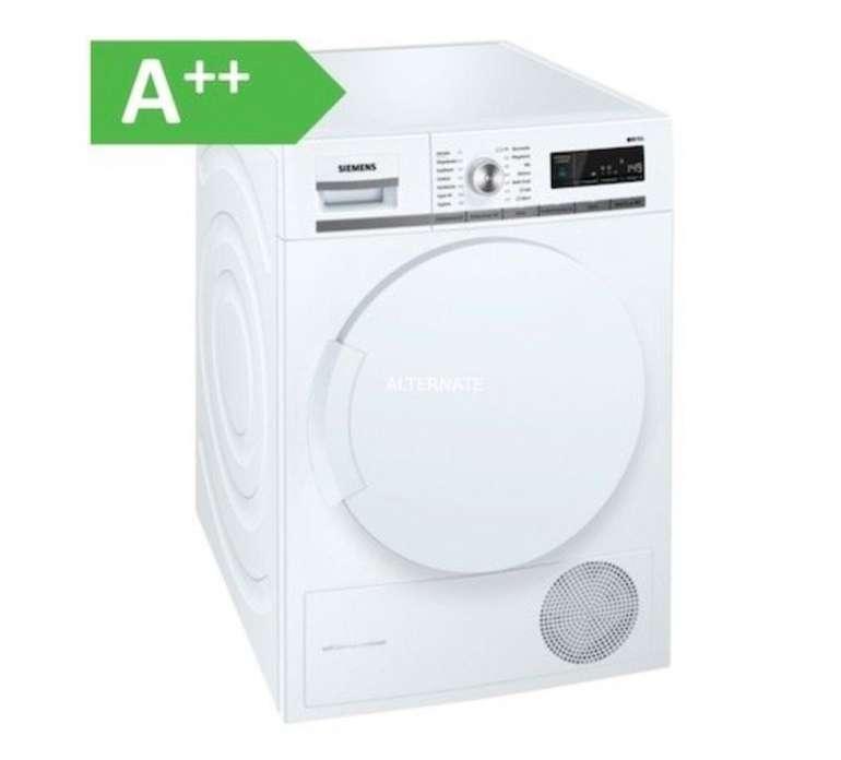 Siemens WT44W5V5 iQ700 8kg Wärmepumpen-Kondensationstrockner für 483,90€ (statt 609€)