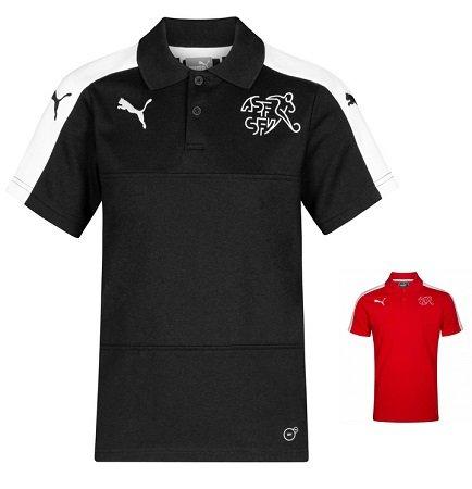 Puma Schweiz Casual Kinder Polo-Shirts je nur 4,44€ zzgl. VSK