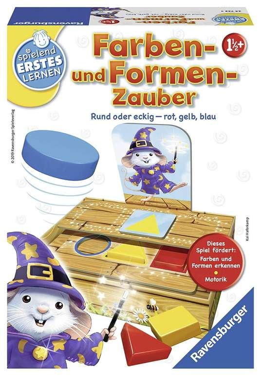 Ravensburger 24723 Farben-und Formen-Zauber je 5,40€ mit Prime Versand (statt 12€)