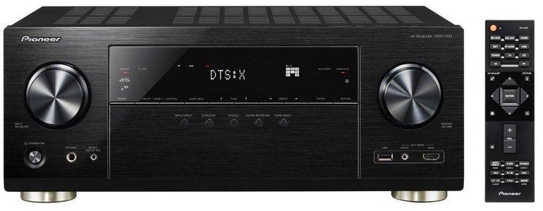 Pioneer VSX-1131 7.2 Netzwerk-Mehrkanal Receiver für 283,05€ inkl. Versand