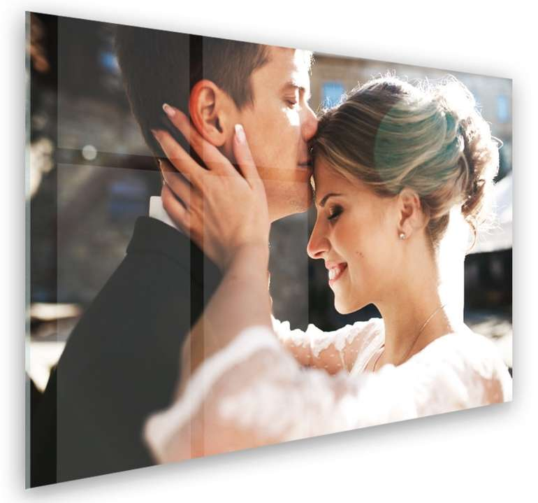 Lieblingsfoto.de: Eigenes Foto auf Plexiglas mit 73% Rabatt sichern - z.B. 60 x 40cm für 14,99€ zzgl. Versand