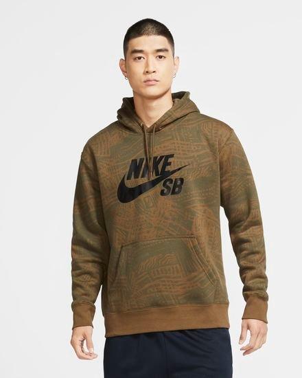 Nike SB Skate-Hoodie mit Print für Herren (Größen: S, M) für 36,73€ inkl. Versand (statt 55€) - Nike Membership!