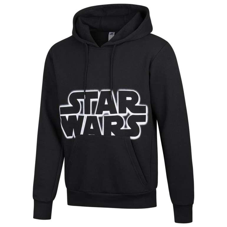 adidas Star Wars Hoodie Herren Kapuzen Sweatshirt für 35,44€ inkl. Versand (statt 45€)
