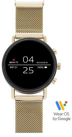 Skagen Falster 2 Smartwatch in sämtlichen Ausführen ab 143,20€ inkl. VSK (statt 211€)