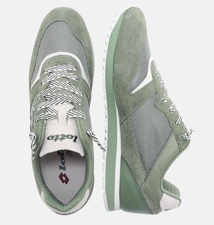 """Lotto Leggenda Leder-Sneaker """"Tokyo Ginza"""" in vielen Farben & Größen für 62,30€ (statt 84€)"""