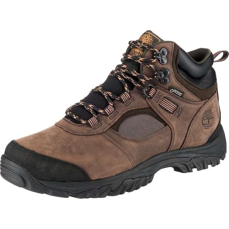 Timberland Mt. Major Mid Leather GTX braun Herren Schnürstiefeletten für 97,19€ inkl. VSk
